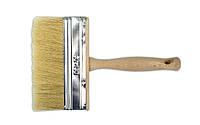 Кисть-макловица деревянная ручка 30х70 мм, арт. 01-630