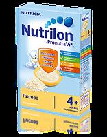 Каша молочная Nutrilon рисовая пронутра+  225г.