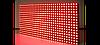 LED дисплей P10RO,SMD, красный, 16х32см, 15W, 3A, 512 led