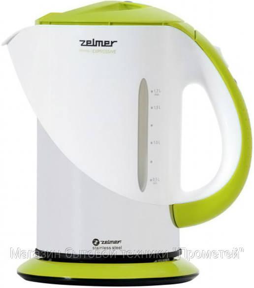 Электрочайник Zelmer 332.2 Lime