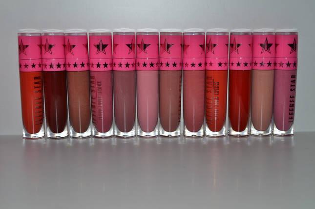Жидкая матовая помада Jeffree Star Velour Liquid Lipstick, фото 2