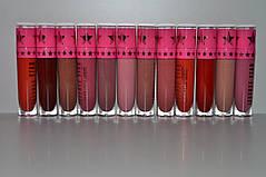 Жидкая матовая помада Jeffree Star Velour Liquid Lipstick, фото 3