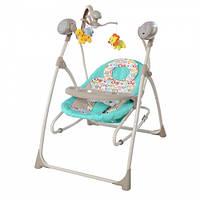 Кресло качалка шезлонг Tilly Nanny BT-SC-0005  ( цвет  Turquoise)