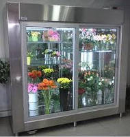 Холодильная камера для цветов: расчет, поставка и монтаж