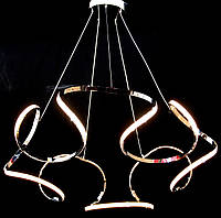 Люстра подвесная. Светодиодный светильник AG 3322/4