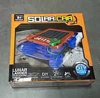 Конструктор Машинка на солнечной батарее (220)