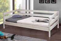 """Кровать """"Скай-3"""" белая"""