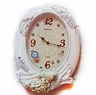Часы овальные AG 6752W