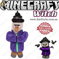 """Игрушка Ведьма из Minecraft - """"Witch"""" - 37 х 17 см."""