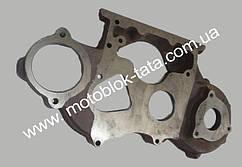 Чехол шестерен двигателя КМ385ВТ (DongFeng 240/244, Foton 240/244, Jinma 240/244) (KM385T-01007-1)