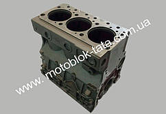 Блок цилиндров LL380 ( Jinma 200/204, Булат 200/204) (LL380-01111)