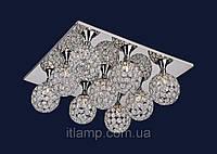 Светильники потолочные ART721LSTX88140_9 хром