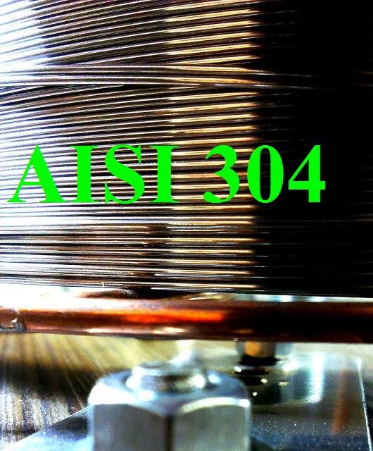 Проволока нержавеющая для сигарет AISI 304
