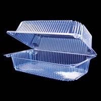 Универсальный контейнер с неразделёнными дном и крышкой 2237
