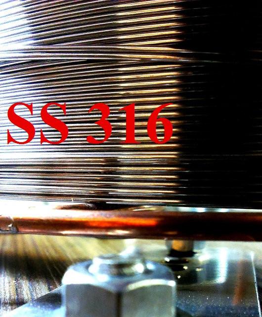 Проволока нержавеющая для сигарет SS 316