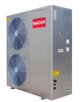 Тепловой насос воздух-вода MACON 060ZA (18кВт) 250м² моноблок