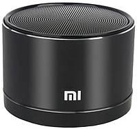 Портативная акустика Xiaomi Round Bluetooth Speaker Black