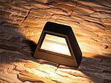 Фасадный светильник Diasha DFB-1115G (серый), фото 2