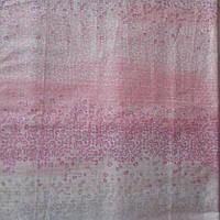 Постельная ткань сатин набивной  ш.220 Роза компаньон