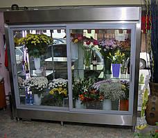 Холодильная камера под цветы: расчет, поставка и монтаж