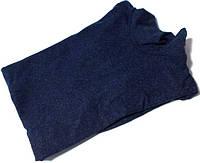 Гольф кашемировый Турция размер 54-60 код 091 темно-синий