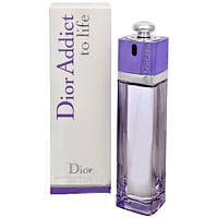 Женская туалетная вода Christian Dior Addict To Life (сверкающий аромат для уверенной в себе женщины)
