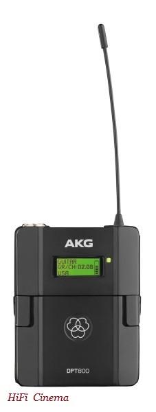 AKG DPT800 - Цифровой поясной передатчик для систем DMS800