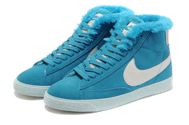 Nike Blazer Violett Winter