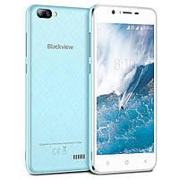 Универсальный смартфон Blackview A7  2 сим,5 дюймов,4 ядра,8 Гб,5 Мп, 2800 мА/ч.