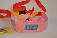 Ходунки вожжи для детей (Бомбино) Bombino. Цвет розовый