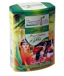 """Зеленый крупнолистовой чай """"Дикое желание Клеопатры"""", FemRich, 200г"""