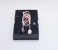 Магнитный кабель Shogun lightining для зарядки iphone (H2}