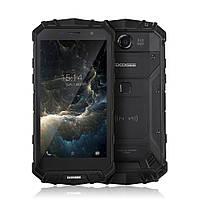 """Неубиваемый смартфон Doogee S60 black черный IP68 (2SIM) 5,2"""" 6/64ГБ 8/21Мп 3G 4G оригинал Гарантия!"""