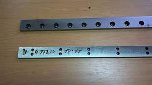 Ножи для резки полимерных материалов
