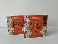 Настольная игра Кубики историй  Рори (Rory's Story Cubes) , фото 1