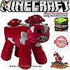 "Игрушка Грибная корова из Minecraft - ""King Mooshroom"" - 24 х 22 см"