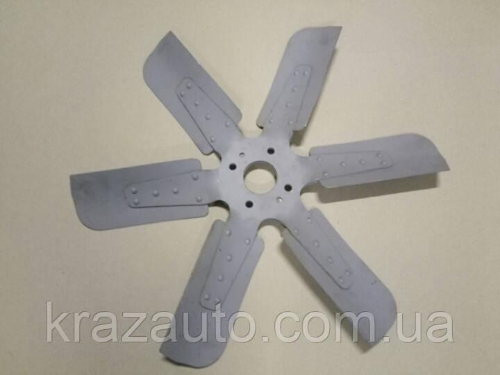 Крыльчатка вентилятора ЯМЗ 236НЕ-1308012