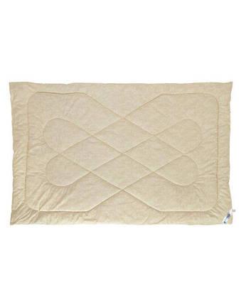 Одеяло силиконовое Руно молочное демисезонное бязь 140х205 полуторное, фото 2