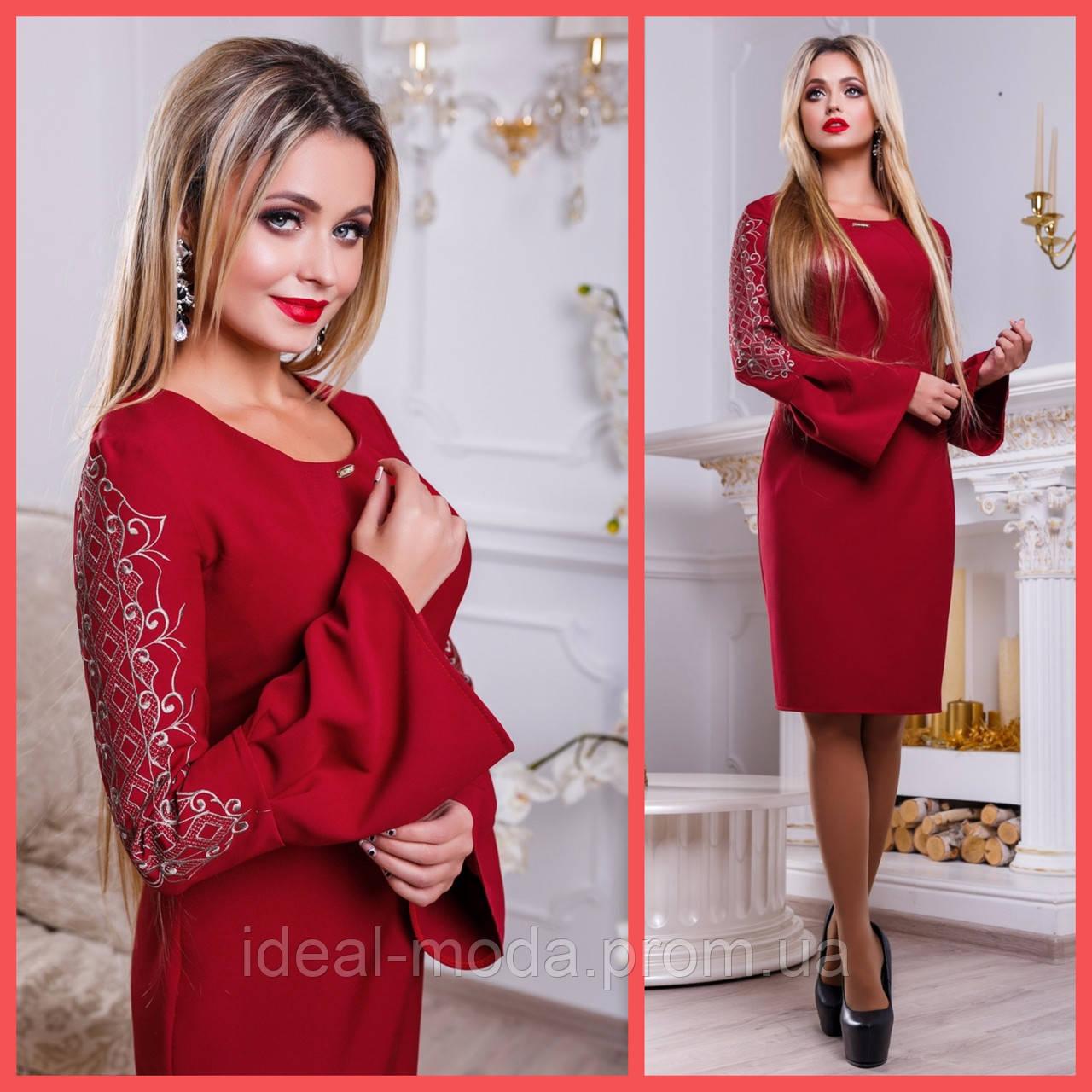 70622fd03850 Нарядные платье с вышивкой Eks083