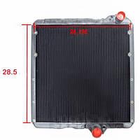 Радиатор для комбайна Case 140501A2