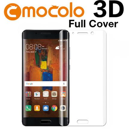 Защитное стекло Mocolo 3D 9H на весь экран для Huawei Mate 10 Pro прозрачный