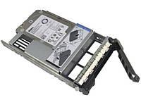 """Накопичувач на жорстких магнітних дисках DELL 3.5"""" SAS 300GB 10K Hot-plug Hard Drive, HYB CARR (400-AJOU)"""