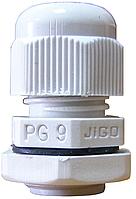 Гермоввод PG-09 белый Польша