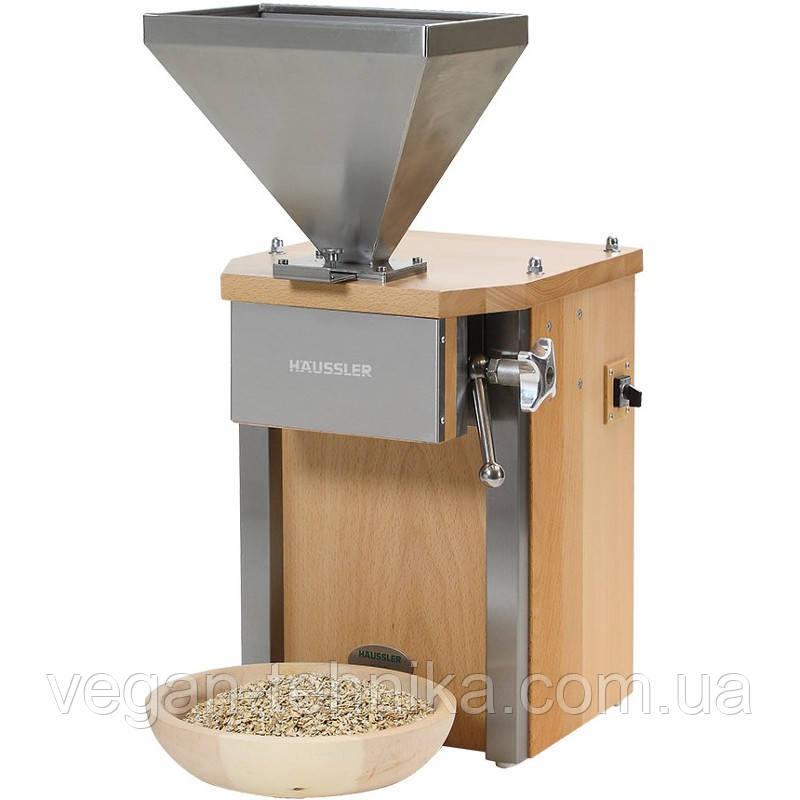 Плющилка зерна MAX Haussler коммерческое устройство для хлопьев