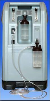 Кислородный концентратор «NewLife Intensity 8» (Dual Flow) (2 выхода), пр-ва США