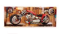 Картина мотоцикл AG W277B
