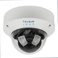 IP-видеокамера купольная Tecsar Lead IPD-L-2M30V-SD-poe, фото 1