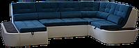 Уловой диван Токио П-образный