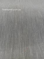 Льняная плотная неокрашенная ткань для скатертей и полотенец (шир. 150см)