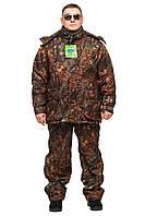 Костюм зимний охотничий, камуфлированный Bison -25, фото 1